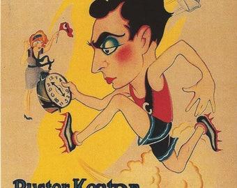 Buster Keaton (Roxy)