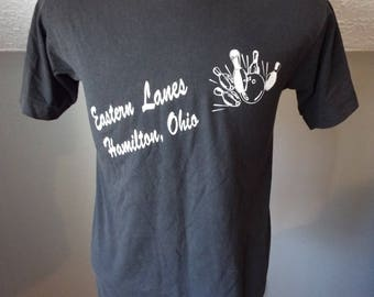 Vintage Eastern Lanes T Shirt by Fruit of the Loom