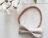 Birch Baby Bow Headband, ...