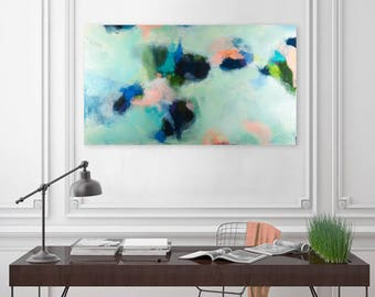 Large Abstract Art, Abstract Painting, Acrylic Painting, Abstract, Modern Art, Fine Art print, Print on Canvas, Wall Decor, Abstract Canvas