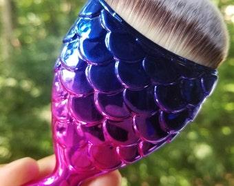 Mermaid Tail Makeup Brush