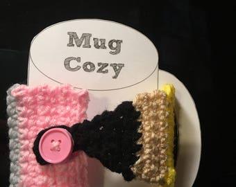 Pencil Mug Cozy