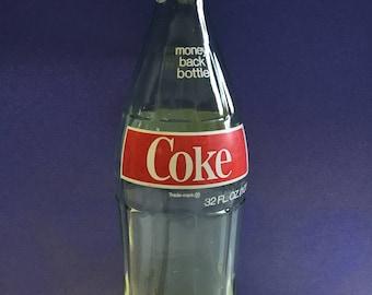 old coke bottle 32 oz.