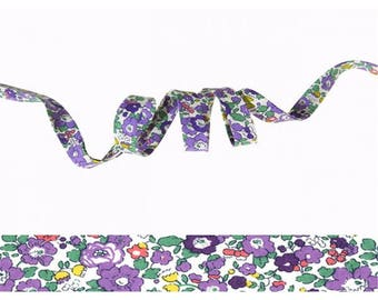 Liberty of London Betsy Ann violet of Toulouse, by the yard fabric