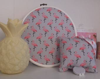 baby Flamingo rose.delicat gifts chalkboard box music for baby