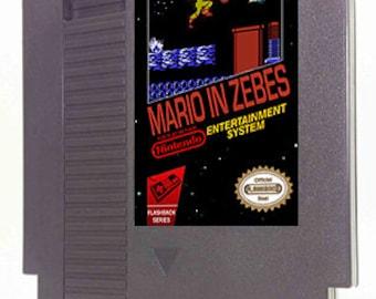 Mario in Zebes