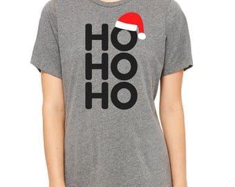 Ho Ho Ho Christmas Tee
