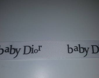 Ribbon baby 22mm the meter