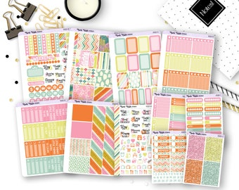 1022 // A La Carte Individual Collection Items // Full Potential Collection // Planner Stickers