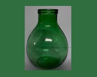 Vintage Italian glass vase