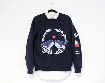 Whale Love Sweatshirt