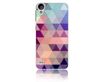 HTC Desire 530 Case - D530 Case #Cotton Candy Cool Design Hard Phone Case