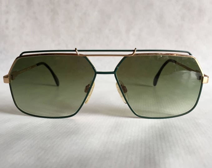 Cazal 734 Col 350 Vintage Sunglasses Made in West Germany New Old Stock