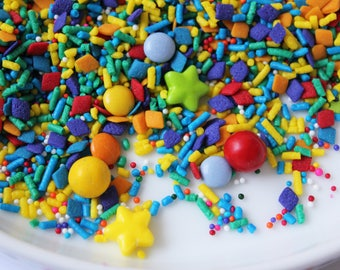 Playtime Sprinkle Mix (50g Bag)