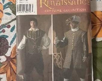 Simplicity Pattern #4059 Men's Renaissance Costume