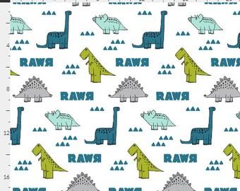 Nursery Curtains - Kids Curtains - Dinosaurs Curtains -  Blackout Curtains