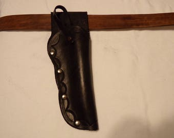 22 Western Leather holster