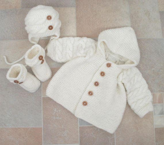 newborn set baby boy winter clothes coming home outfit