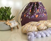 April Flower Power Fund - yarn and bag kit