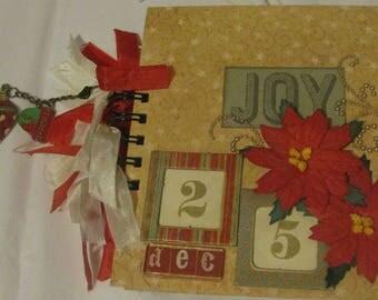 Christmas JOY Mini-Album