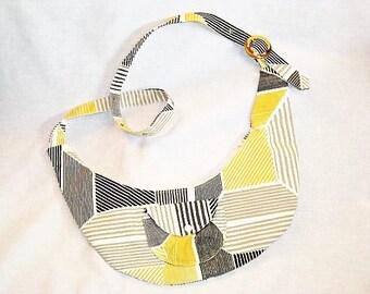 """Shoulder bag adjustable """"form Fanny"""" fabric of 39 x 16cm"""