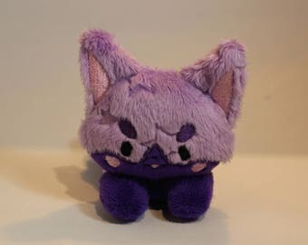 Violet Star Corgi Plush