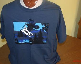 """grateful dead """"Liberty"""" t shirt"""