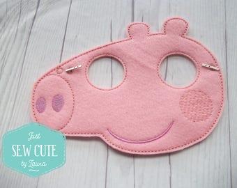 Pig & Family masks