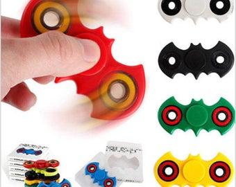 Batarang & Bottle Opener Fidget Spinners