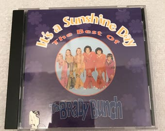 It's A Sunshine Day The Best Of The Brady Bunch Music CD