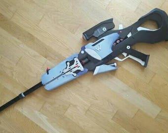 Destiny Hunter Widowmaker Weapon Replica