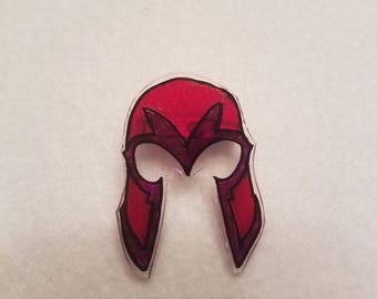 Magneto style pin