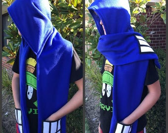 Dr Who Hooded Scarf