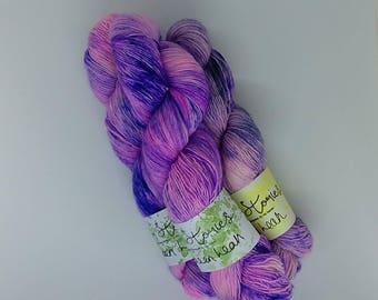 Queen Leah - Sleeping Beauty Inspired Yarn