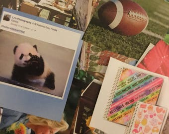 25 pieces l Magazine Images l Collage and Art Journaling/Scrapbooking Supply