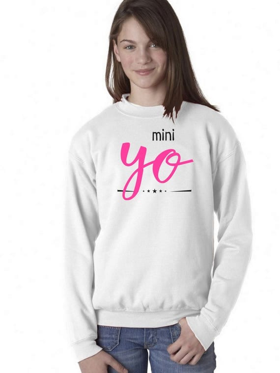Boy Girl Baby sweater MINI YO