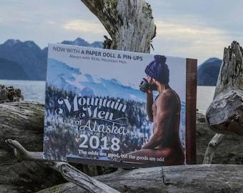 Mountain Men of Alaska 2018 Calendar