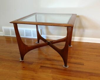 Mid Century Lane End / Side Table