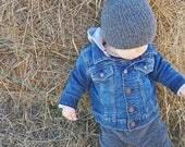 Little Shipyard Hat, wool hat, child hat, wool baby hat, kid hat, wool knit hat, knit hat, kid knits