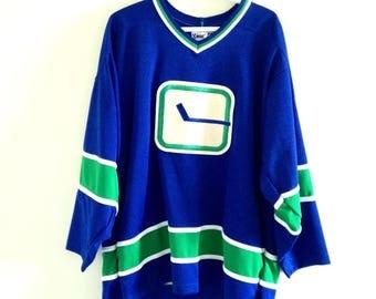 Vancouver Canucks Kobe Hockey Jersey
