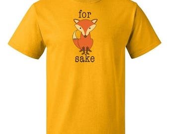 ON SALE - For Fox Sake  - Men's T-shirt