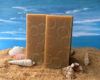 Clay Shampoo Bar  / Babassu Oil, Sulfate Free,No Coconut Oil, Handmade Shampoo, Bentonite Clay, Natural Hair Care, Rhassoul Clay Shampoo,