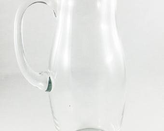 72 Ounce Glass Pitcher