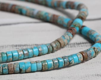 4mm sky blue rondelle faceted jasper beads,1 strand approx 38 cm ( approx 15 inch- approx 162 Pcs)