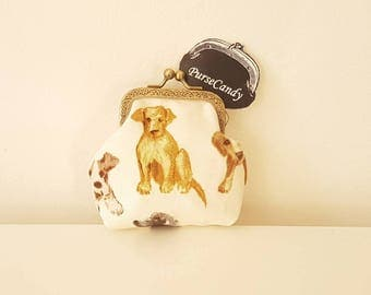 PUPPY LOVE - Puppy coin purse