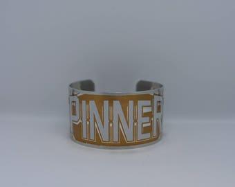 Pinner Cuff Bracelet