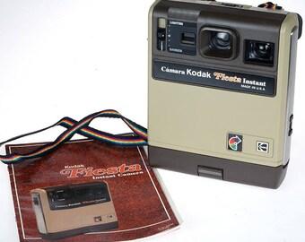 Vintage Camera - Kodak Fiesta Instant Camera