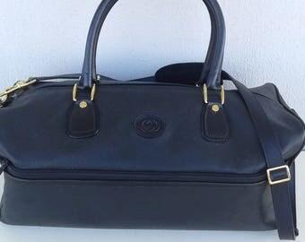 FLASH SALE ! Gucci vintage weekender / carry on/ duffle bag / travel bag