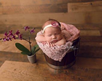 Newborn Headband,Baby Headband,Baby Girl Headband,Infant Headband,Headband,Photo Prop,Flower Headband,Newborn Photo Prop,Baby Headbands,Prop