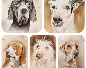 Commission a portrait of your pet